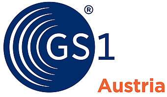 Wenn das Bild nicht korrekt gezeigt wird, dann folgt hier die Info: GS1 Austria Logo 4c